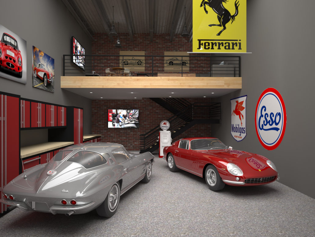 The Autobox Scottsdale Airpark Was Designed By A Motorsport Enthusiast For  The Motorsport Enthusiast. The Details Are What Matter And The Autobox Was  ...