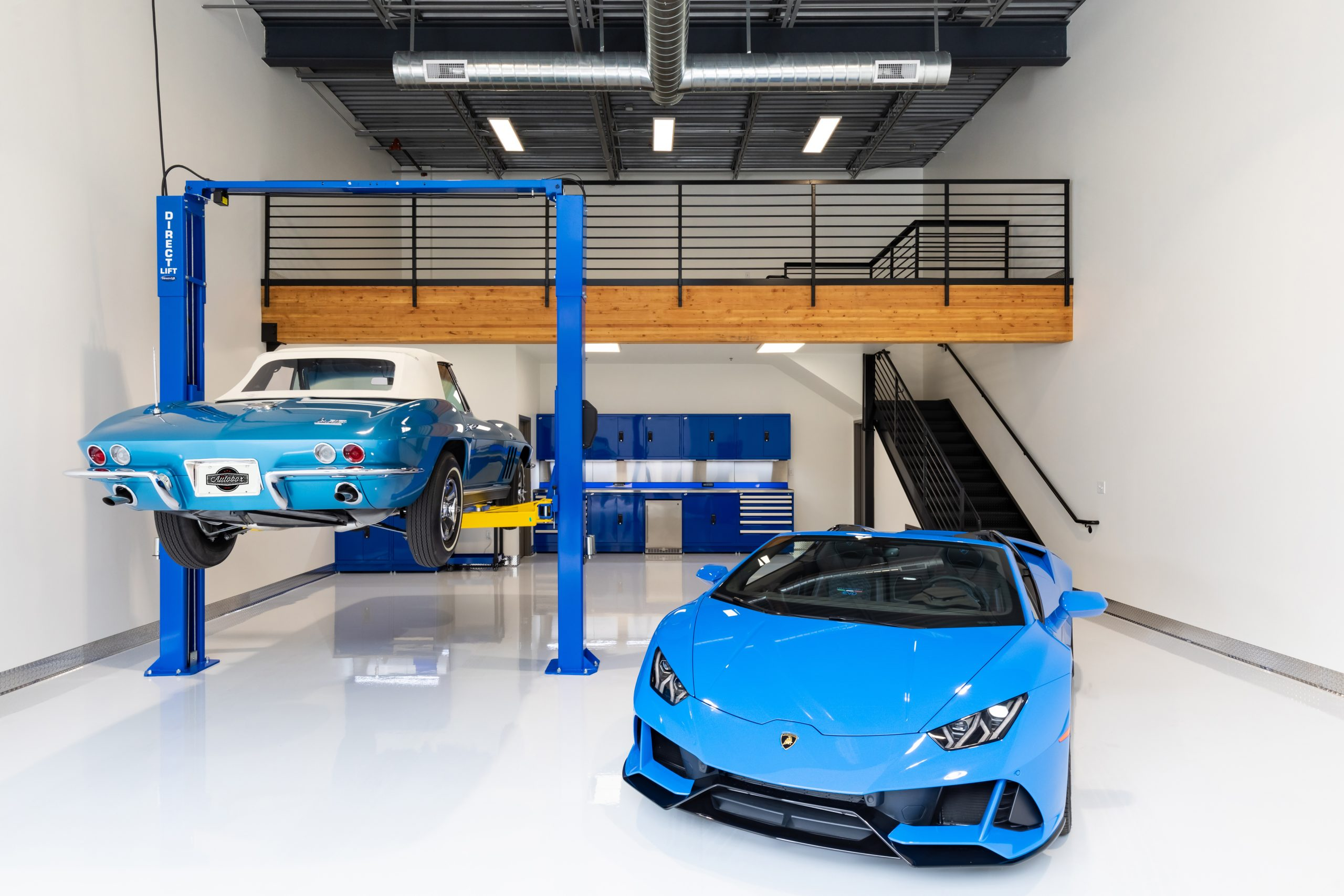The Autobox Luxury Garage Storage In Scottsdale